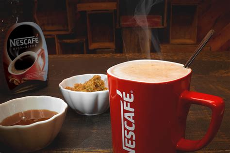 Caramel NESCAFÉ Latte   madewithnestle.ca