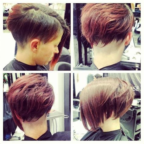 bob haircut quotes short bob with shaved nape quotes short hairstyle 2013
