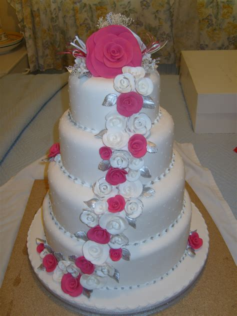 Cake Wedding Cake by Wedding Cake 1 Decoratedcakes