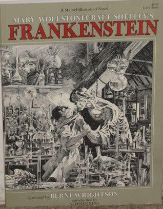 mary wollstonecraft shelley quote frankenstein mary wollstonecraft shelley s frankenstein by bernie wrightson