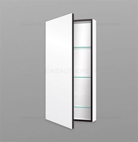 robern 23 1 4 quot pl series flat mirrored door plm2430