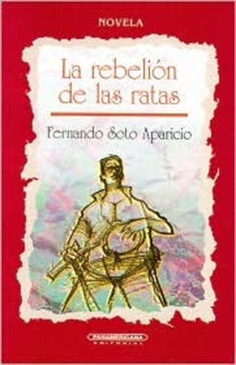 la rebeli 243 n de las ratas by fernando soto aparicio reviews discussion bookclubs lists