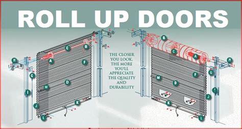 How To Build A Roll Up Garage Door by Roll Up Doors Garage Overhead Shed And Barn Door Sales