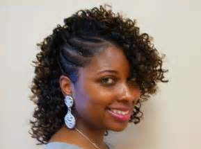 twist and flat twist and straw set thirstyroots black hairstyles