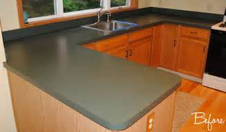 Counter Rop Kitchen Countertop Reveal Using The Rust Oluem Countertop