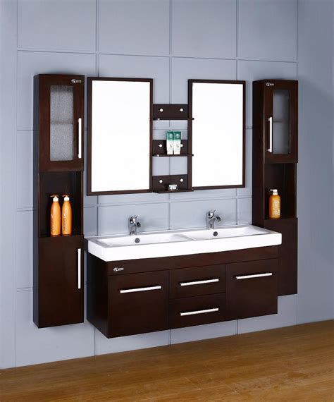 china wooden sink wall mounted bathroom vanities