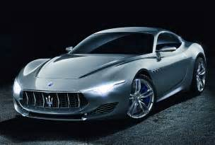 Maserati Alfieri Maserati Alfieri At Geneva Motor Show Steel