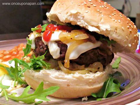 Handmade Hamburgers - hamburgers