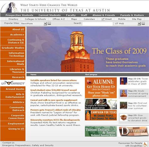 Utsa Mba Requirements by Of Average Sat And Act Scores
