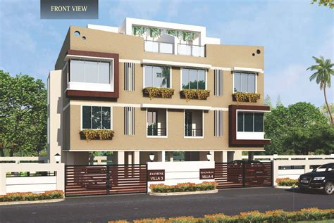 Garden Avenue by 3695 Sq Ft 3 Bhk 4t Villa For Sale In Aaeshka Developers