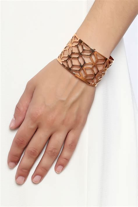 Les Georgettes PARIS Rose Gold Les Georgette Bracelet from New York City by Graeber Jewelers