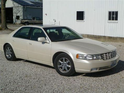 1999 Sts Cadillac by Sell Used 1999 Cadillac Seville Sts Pearl White In