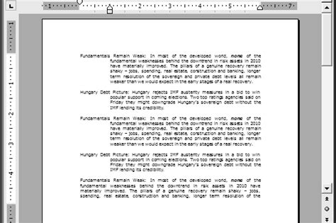 Business Letter Format Hanging Indent hanging indented business letter format business letters