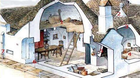 interno di un trullo come si costruiscono i trulli architettura trullo