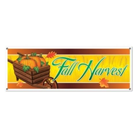 Thanksgiving Decorations For Sale fall harvest sign banner thanksgiving decorations for sale