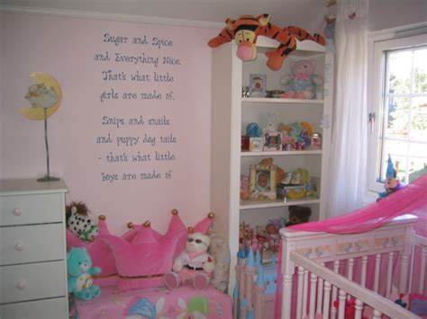 Bedroom 32 Brilliant Decorating Ideas For Small Baby Nursery Decorating Ideas