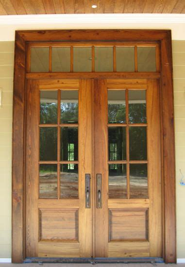 Exterior Door With Transom 25 Best Ideas About Wood Front Doors On Entry Doors Stained Front Door And