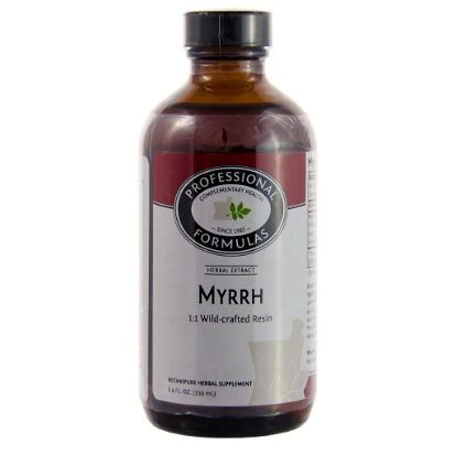 Myrh Detox by Professional Complementary Health Formulas Commiphora