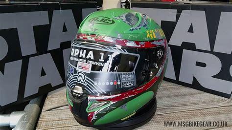 Hjc Rpha11 Venom Limited Edition hjc wars boba fett rpha11 helmet 360 176 view