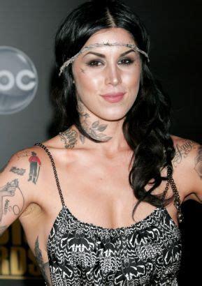kat von d rose tattoo on neck tattoo from itattooz