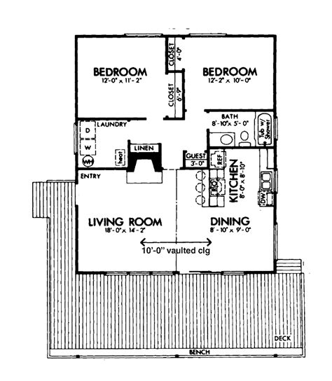 2 bedroom cabin plans 2 bedroom cabin plans two bedroom cabin hwbdo72605