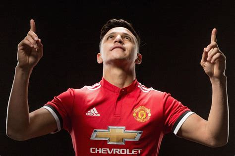 alexis sanchez united alexis sanchez manchester united are the biggest club in
