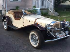 model 1929 mercedes gazelle kit car for sale photos