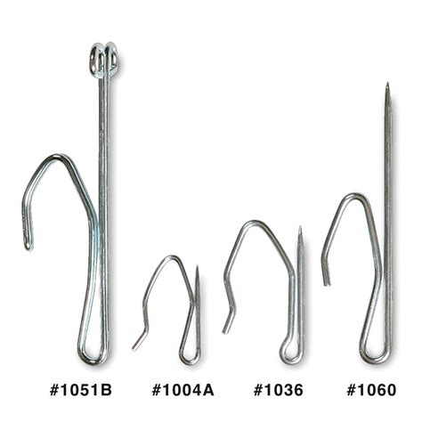 hooks for drapes drapery rods accessories drapery hooks