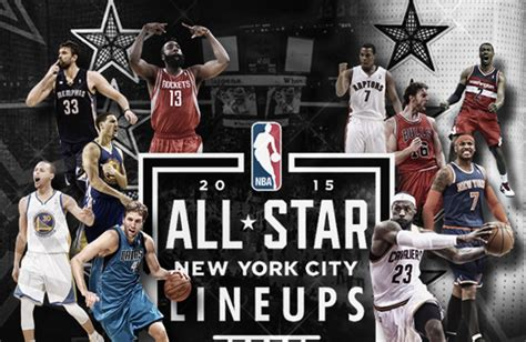 all star 2015 roster nbacom look 2015 nba all star game rosters sports news the