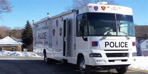 Ford Synus Mobile Command Center by Mobile Command Center Smithfield Department