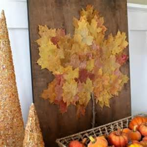 Holiday Arts And Crafts For Preschoolers - 15 fabulous fall leaf crafts for kids diy amp crafts