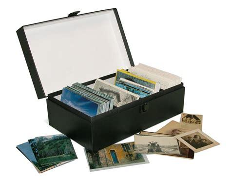 photo storage box black photo storage box with latch
