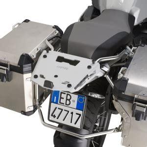 Givi Bracket Monorack Vario 150fi givi sra5112 bmw r 1200 gs adventure 14 16 monokey plate