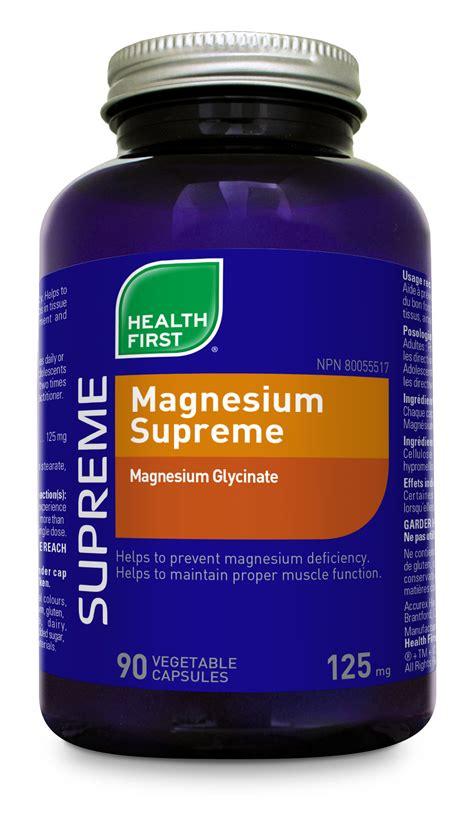 magnesio supreme health network magnesium supreme