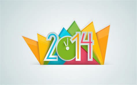 new year creative greetings just arrive happy new year wallpapers 2014