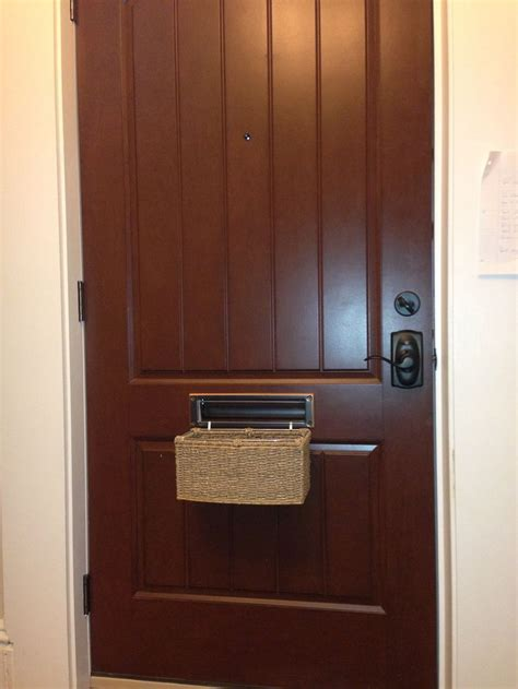 Mail Slot Cover Interior by 19 Best Mail Slot Mail Catchers Images On