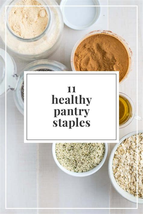 Healthy Pantry Essentials by 11 Healthy Pantry Staples Simple Roots