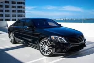 S550 Mercedes Mercedes S550 Black Miami Exotics Car Rentals