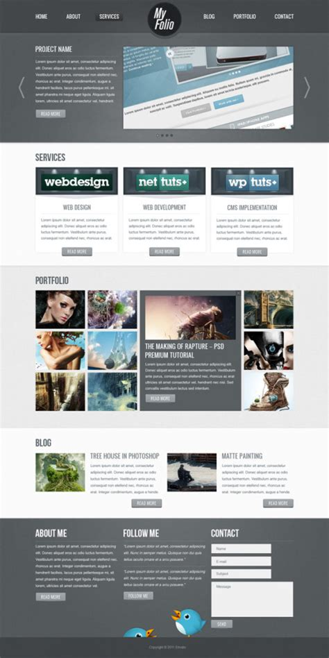 layout in photoshop tutorials designing a website 15 web design related photoshop