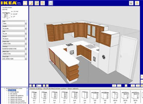 Plan Your Kitchen In 3d Ikea by Ikea Pl 225 č Pl 225 če Cz