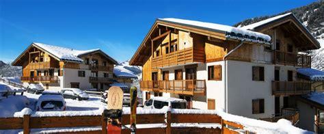 location vacances r 233 sidence les chalets des evettes flumet en hiver