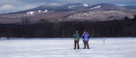 carters cx ski center intervale  bethel bethel