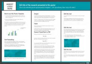 powerpoint poster templates 24x36 28 free poster template powerpoint poster presentation