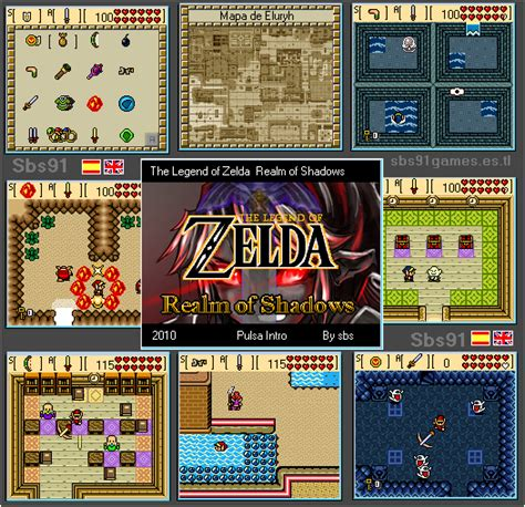 legend of zelda fan games immagini fan games zelda sito kokiri forest