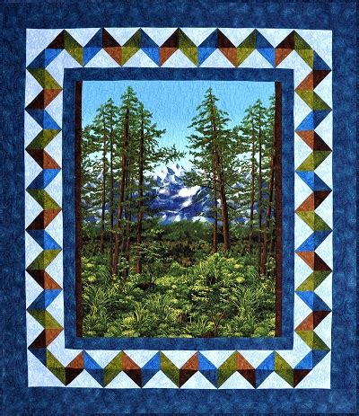 Mountain Top Quilting quilt mountain pattern quilt pattern