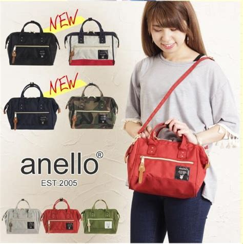 Anello Japan 2way Backpack Shoulder Bag Ori sale anello japan polyester canva end 6 28 2019 11 49 am