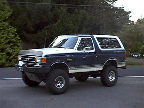 how cars run 1990 ford bronco regenerative braking northlot67 1990 ford bronco specs photos modification info at cardomain
