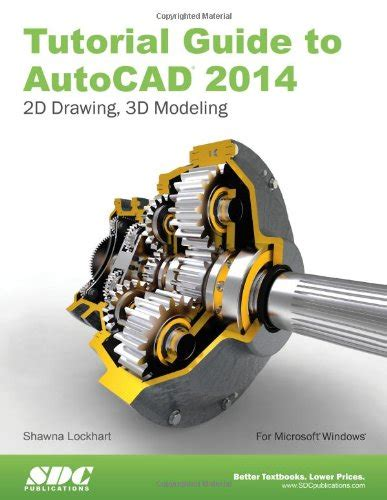 autocad tutorial guide tutorial guide to autocad 2014 import it all