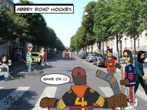 Abbey Road Hockey. Free Fun eCards, Greeting Cards   123