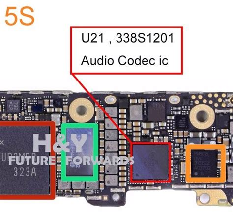 apple iphone 5s charger not working new original audio frequency ic chip for iphone 6 6 plus